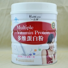 一品康长兴牌多维蛋白粉 补充蛋白质 增强抵抗力