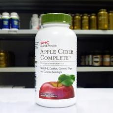 美国GNC健安喜加强型苹果醋酸片90粒-安全减肥