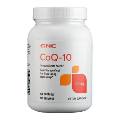 美国GNC辅酶Q10软胶囊
