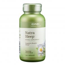美国GNC好睡眠草本配方Natra Sleep