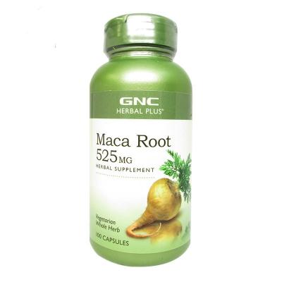 美国GNC马卡MACA  增强男性活力,精力充沛