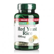 自然之宝红曲米营养胶囊 降低胆固醇