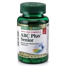 自然之宝维矿全ABC SENIOR多维复合营养片 专为中老年设计