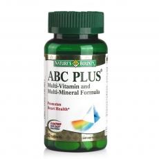 美国自然之宝维矿全ABC PLUS多维复合营养片