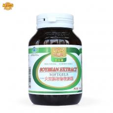 金仕康大豆提取物软胶囊 大豆异黄酮 补充天然雌激素