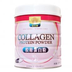 金仕康胶原蛋白粉450克 预防脱发 保养皮肤