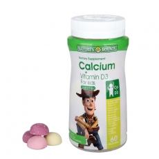 自然之宝迪士尼儿童钙加D软糖