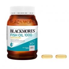 Blackmores澳佳宝无腥味深海鱼油400粒