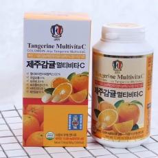 韩国济州岛维生素C500g