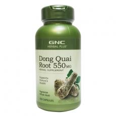 美国GNC当归植物精华胶囊