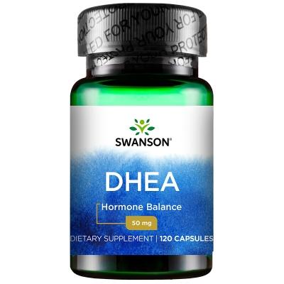 美国Swanson DHEA青春素脱氢表雄酮