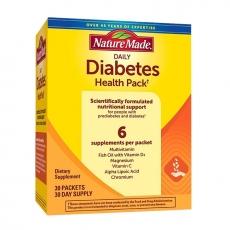 美国Nature Made糖尿健康营养包