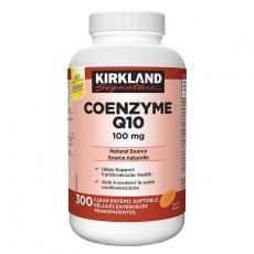 Kirkland天然辅酶Q10软胶囊