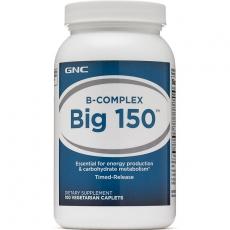 美国GNC Big150复合维生素B族缓释片