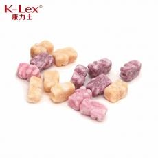 美国康力士儿童水果口味软糖(含钙)