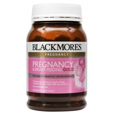 Blackmores澳佳宝孕妇黄金素综合营养素