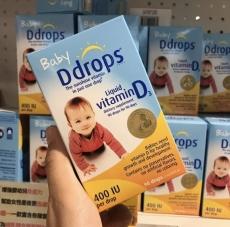 加拿大ddrops维生素D3