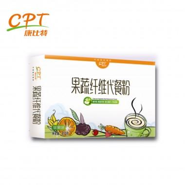 康比特果蔬纤维代餐粉21袋(苹果味)魔芋粉代餐