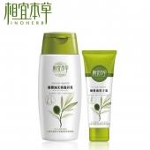 相宜本草橄榄油润手霜+橄榄油身体乳 保湿滋润乳液