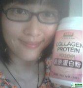皮肤干燥服用汤臣倍健胶原蛋白粉