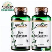 Swanson/斯旺森大豆异黄酮胶囊