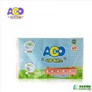 韩国ACO婴儿纸尿裤夏季超薄