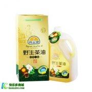 黄金果2L茶油