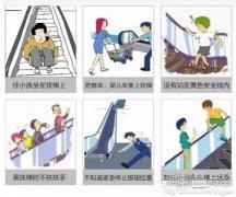 儿童乘扶梯安全须知你造吗?
