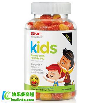 GNC儿童复合维生素效果好不良 带你正确熟悉它的功效