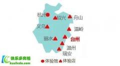 浙江台州安利体验店第91家体验实体地址