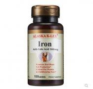 康力士铁质叶酸片怎么样 服用康力士铁质叶酸片要注