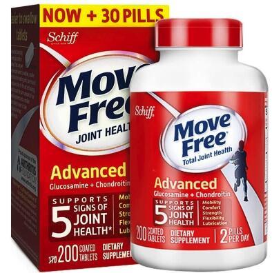 美国MoveFree氨糖服用哪款比较好
