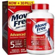 美国MoveFree氨糖服用哪款比较好 介绍美国MoveFree氨糖怎