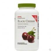 <b>GNC黑樱桃浓缩胶囊的作用功效有哪些  介绍GNC黑樱桃浓缩胶囊有没有副作用</b>