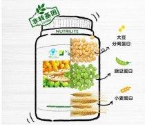 安利纽崔莱蛋白粉已生产1.8亿罐 安利纽崔莱多种植物